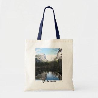Mirror Lake - Yosemite Tote Bag