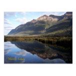 Mirror Lakes Postcard