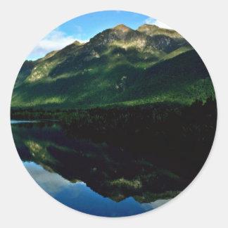 Mirror Lakes Stickers