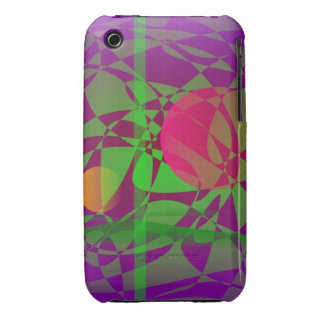 Mirror Leaves Case-Mate iPhone 3 Case
