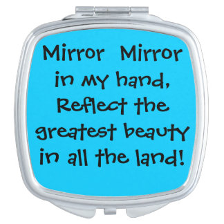 MIRROR MIRROR compac Mirrors For Makeup