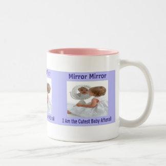 Mirror Mirror - Cutest Baby Mug