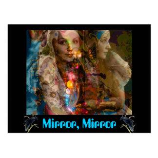 Mirror, Mirror Postcard