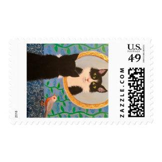 Mirror Mirror stamp