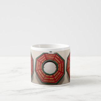 Mirror Mug 6 Oz Ceramic Espresso Cup