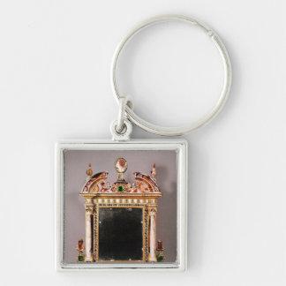 Mirror of Marie de Medici Keychain