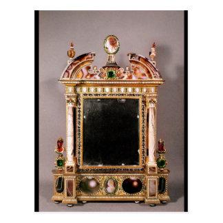 Mirror of Marie de Medici Postcards