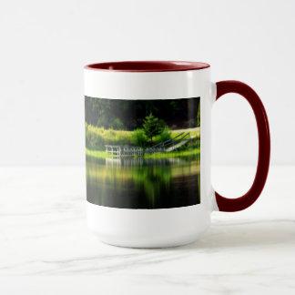 Mirror Pond Mug