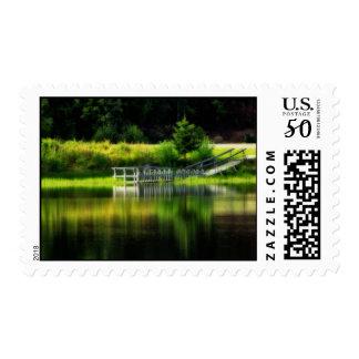 Mirror Pond Postage