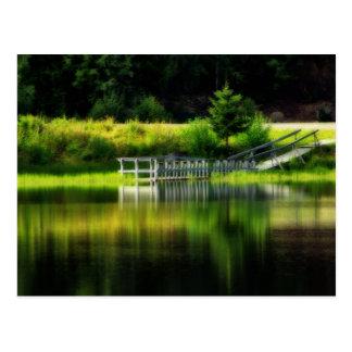 Mirror Pond Postcard