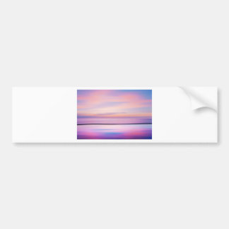 Mirror Sands Bumper Sticker