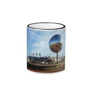Mirrorball Ringer Coffee Mug