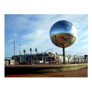 Mirrorball Postcards