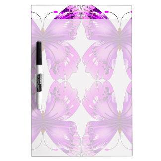 Mirrored Awareness Butterflies Dry-Erase Whiteboards