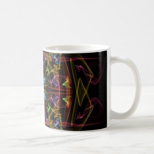 Mirrored Blast Classic White Coffee Mug
