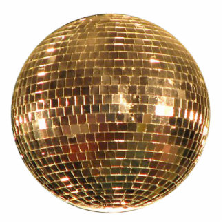 Mirrored Disco Ball 2 Ornament