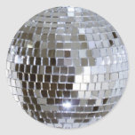 Mirrored Disco Ball Stickers