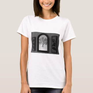 Mirrored Image T-Shirt
