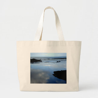 Mirrored Large Tote Bag
