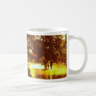 Mirrored Tree Mug