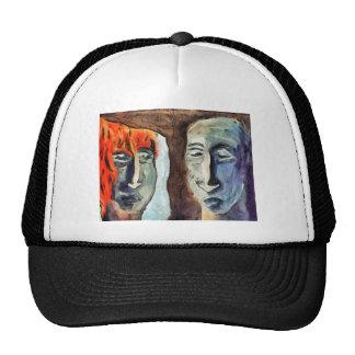 Mirroring - Retrospect Mesh Hats