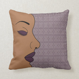"""Mirryh """"Peace in Mind"""" Throw Pillow"""