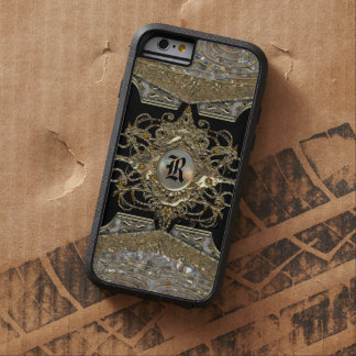 Mirthyse Vestry Baroque Tough Monogram Tough Xtreme iPhone 6 Case