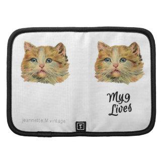 Mis 9 vidas - planificador del gato del gatito