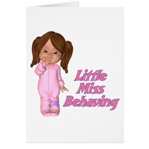 Mis behaving cards