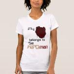 Mis belings del corazón al Repoman Camisetas