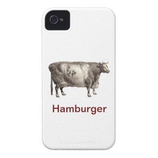 Mis bóvidos del mascota Bull o vaca iPhone 4 Case-Mate Fundas