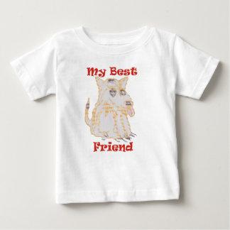 Mis camisetas del niño del mejor amigo playeras
