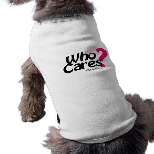 Mis cuidados borrosos del compinche camisetas de perro