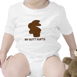 Mis daños del extremo trajes de bebé