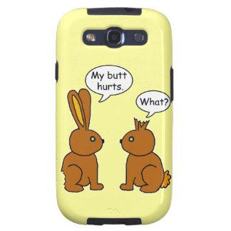 ¡Mis daños del extremo! ¿- Qué? Galaxy S3 Carcasas
