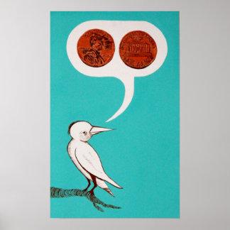Mis dos centavos posters