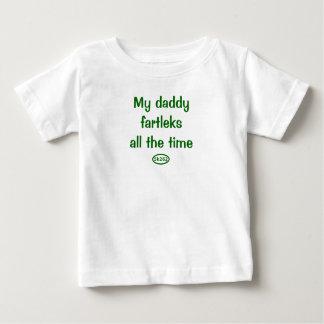 Mis fartleks del papá todo el tiempo camisas