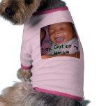 ¡mis fotos 003, ey, consiguen de mi parte posterio camisetas de perro
