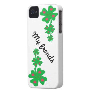 Mis frends iPhone 4 Case-Mate carcasas