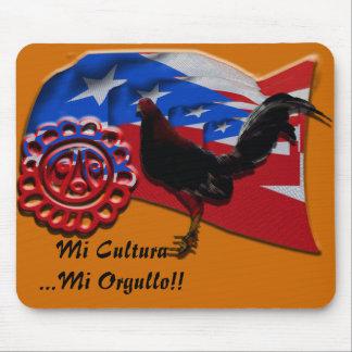 Mis Gallos, Mi cultura Mouse Pad