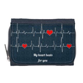 Mis golpes de corazón para usted y ECG