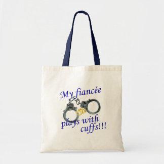 Mis juegos de Fiancée con los puños Bolsas De Mano