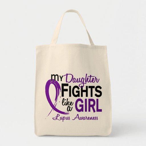 Mis luchas de la hija como un lupus del chica 10 bolsas