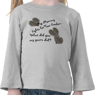 Mis luchas de la mamá para su libertad camiseta