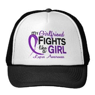 Mis luchas de la novia como un lupus del chica 10 gorra