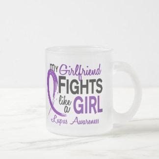 Mis luchas de la novia como un lupus del chica 10 taza de café
