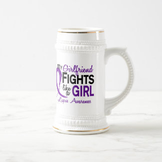 Mis luchas de la novia como un lupus del chica 10 tazas de café