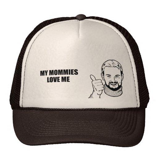 Mis mamás me aman gorras de camionero