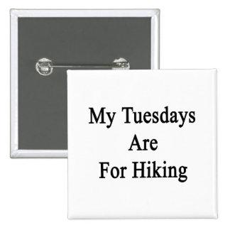 Mis martes están para caminar