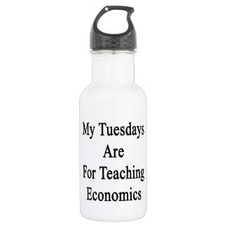 Mis martes están para la economía de enseñanza